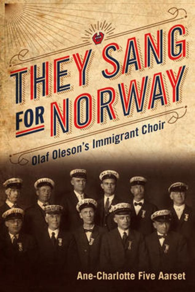 Forsidebilde They sang for Norway II